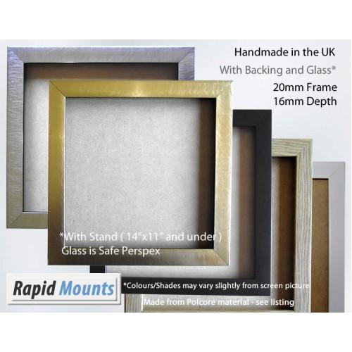 Standard 20mm Square Frame (polcore)