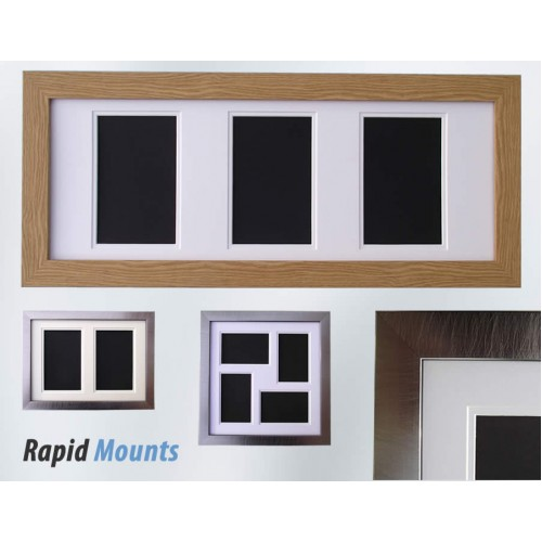 Multi Aperture Frame & Double Mount 30mm MADM series