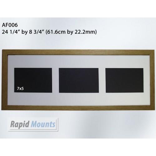 Multi Aperture Frame & Mount 20mm AF series