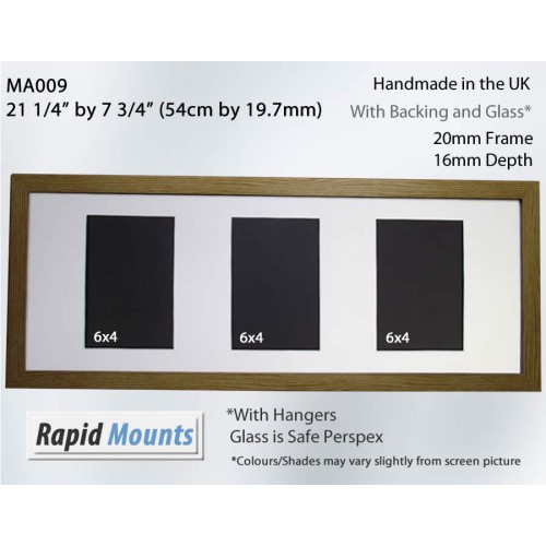 multi aperture frame u0026 mount 20mm