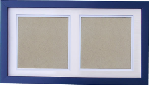 Multi Aperture Colour Range Frame & Double Mount. BPG series