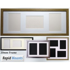 Multi Aperture Frame & Mount 20mm AF series