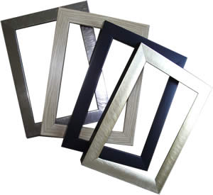 selection of 20 mm polcore frames